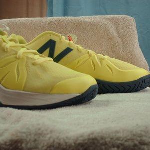 New Balance Women's 1296v2 Tennis Shoes, Size 11 D